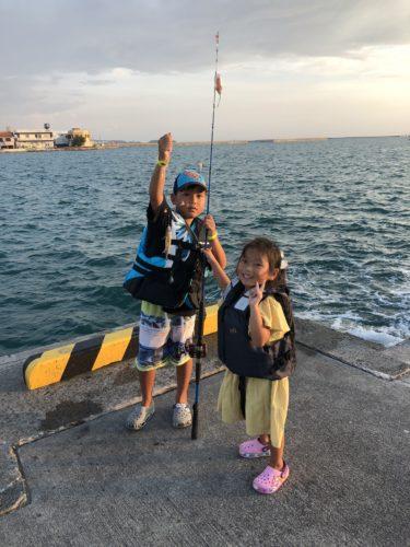【1日2便】手ぶらOK!家族で貸切ワクワク釣り体験!